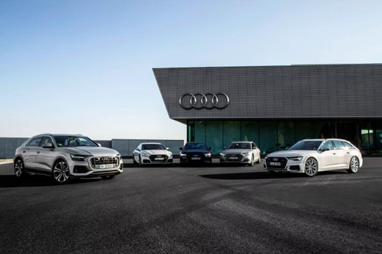 Автомобили Audi