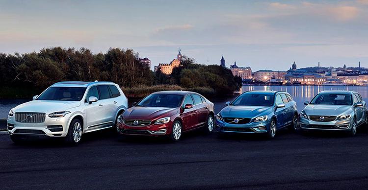 Автомобили Volvo